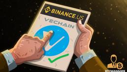 VeChain (VET) to Begin Trading on Binance.US