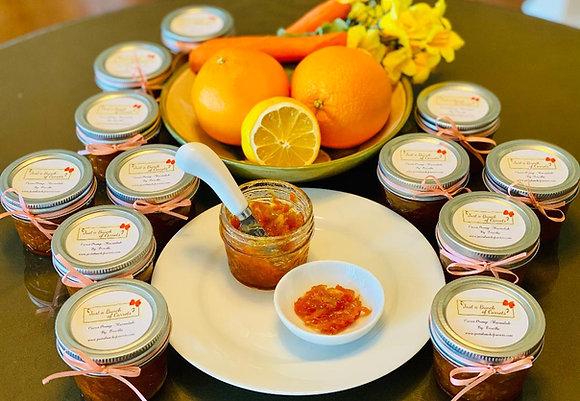 Carrot-Orange Marmalade