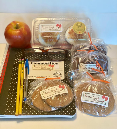 Back to School Lunchbox Special (Shipping Incuded)