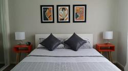Bedroom & paint design
