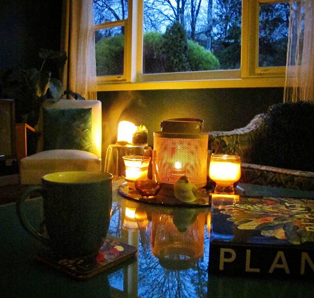 Embracing a lil Aussie hygge in the last
