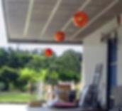 Pallone antivolatili, con occhi lenticolari