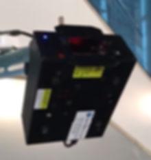 Laser antivolatili per la bonifica di aree coperte e semicoperte