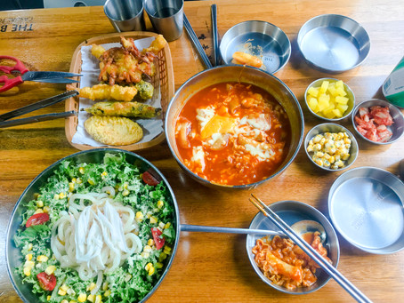 A Guide to a Korean Plate
