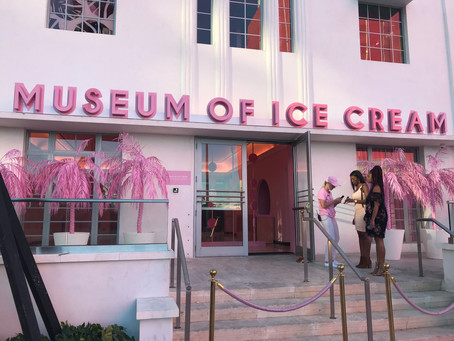 Museum of Ice Cream Miami: My Experience