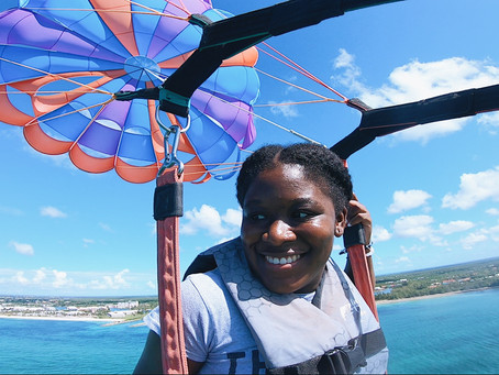 Parasailing Experience // 1 Minute Memory