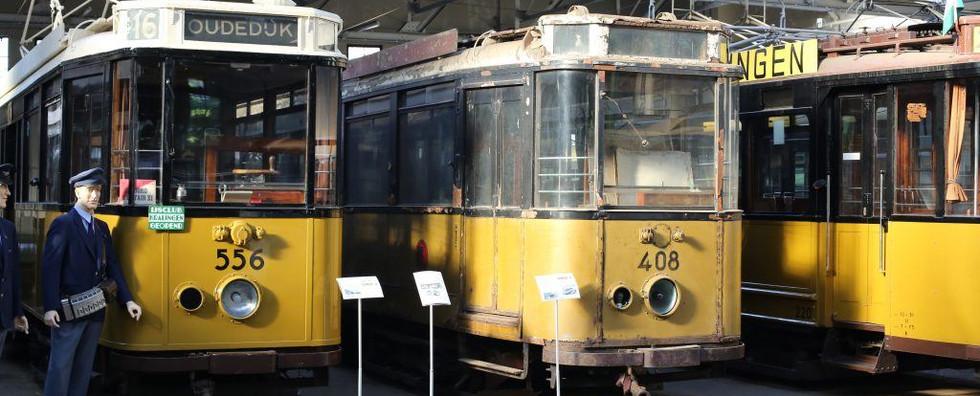Elektrisch motorrijtuig RET 408