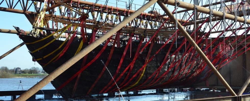 Vrachtschip 'De Kogge'