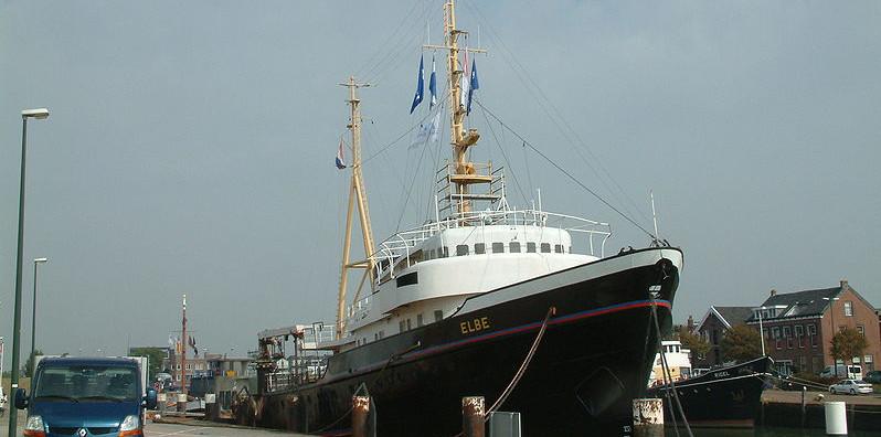 Zeesleper 'Elbe'