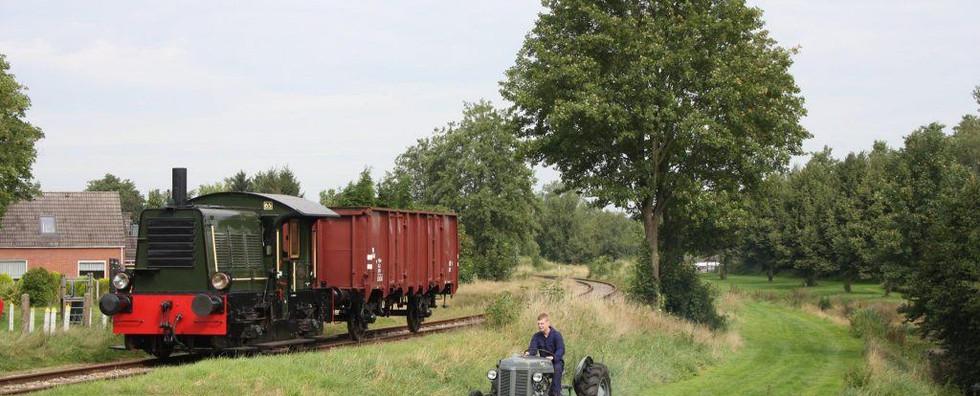 Diesellocomotief 'NS-204'