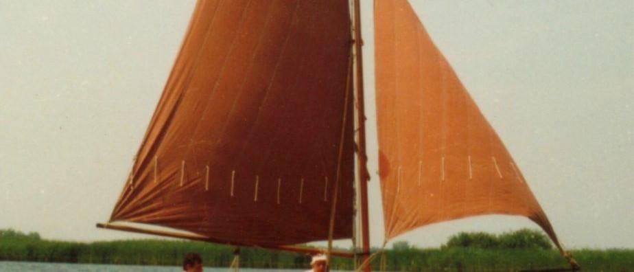 Hollandse boot 'Fram'