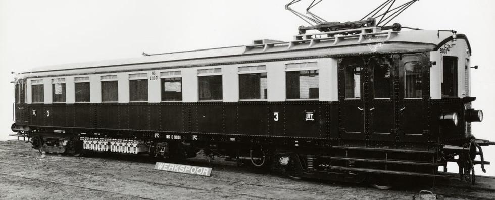 Elektrische trein type 1924