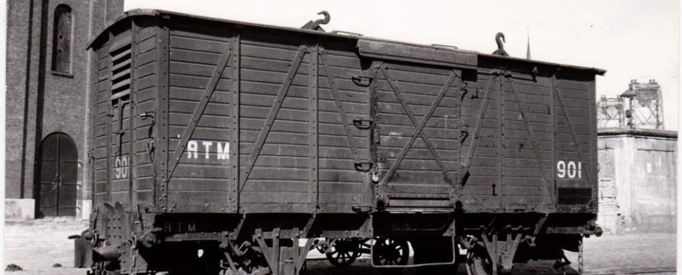 RTM laadkistenwagen 903/1038
