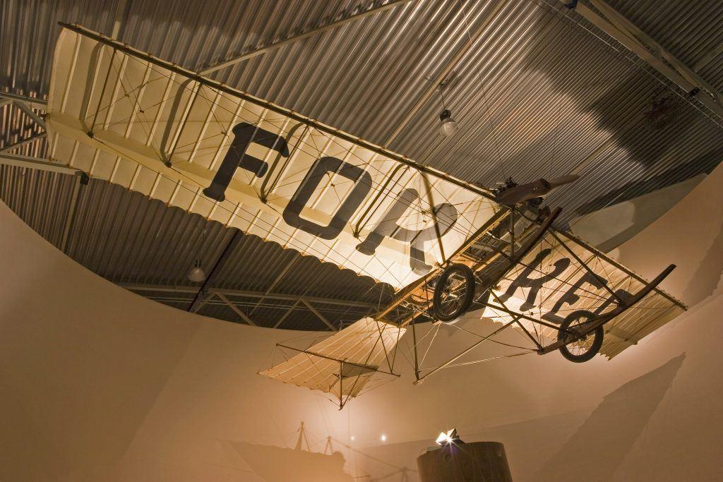 Fokker Spin 3