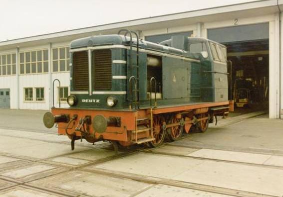 Diesellocomotief 'SM 130'