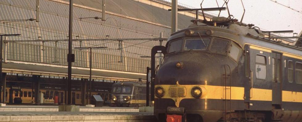 Elektrisch treinstel SNCB 220.902 'Beneluxtreinstel'