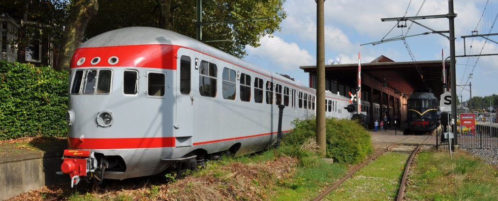 Dieseltreinstel 'DE3'