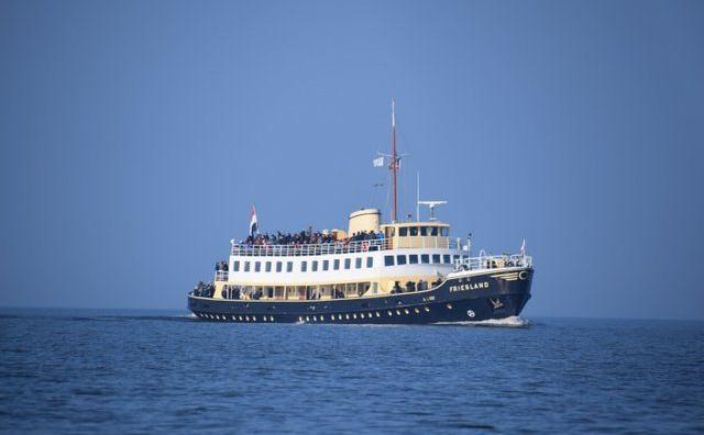 Veerboot 'Ms Friesland'