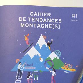 Le Cahier de Tendances Montagne(s) du Cluster