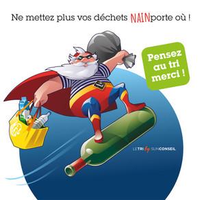 Nouveau produit : Le Tri by SUN