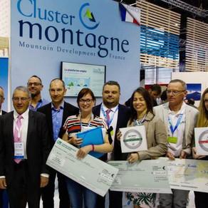 SUNCONSEIL remporte un Trophée du Cluster Montagne 2018
