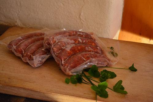Gitzifleisch Mischpaket 7kg