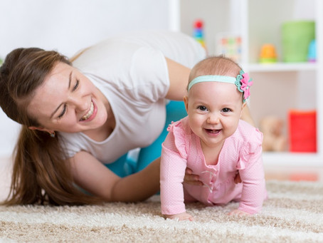Enabling Environment for Your Baby