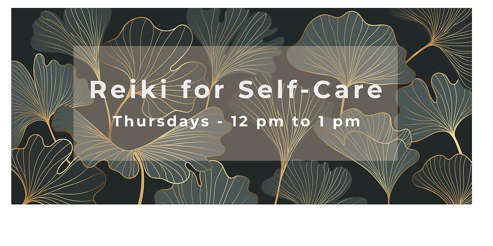 Monthly Virtual Reiki Group Self-Care