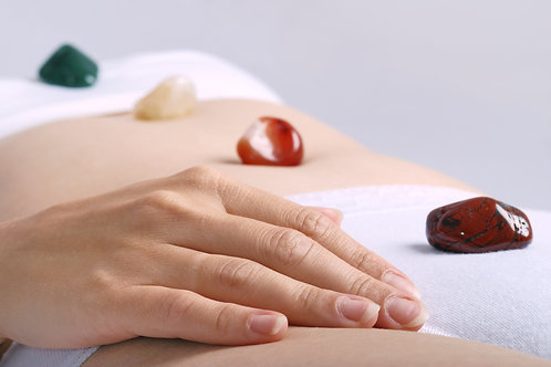 Crystal Healing Practitioner Class