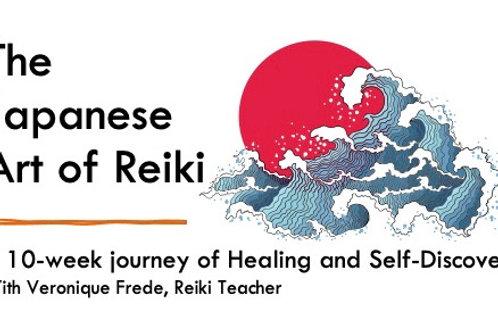 Explore the Japanese Art of Reiki