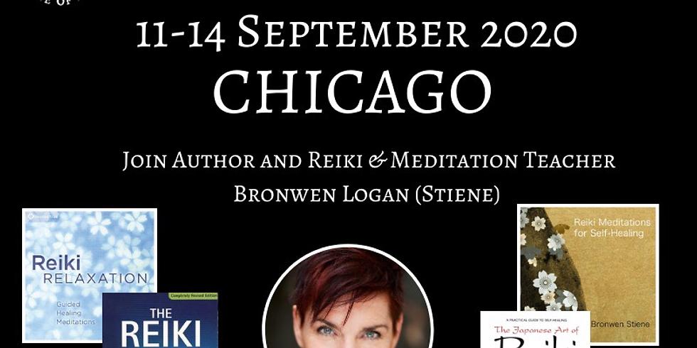Reiki I & II with Bronwen Logan