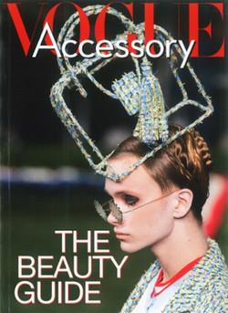 Vogue Accesory Cover