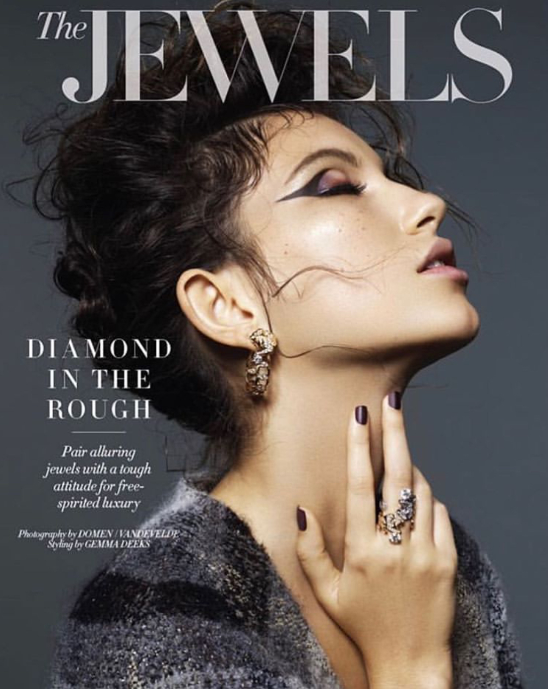 "Harper´s Bazaar Arabia ""The Jewels"""