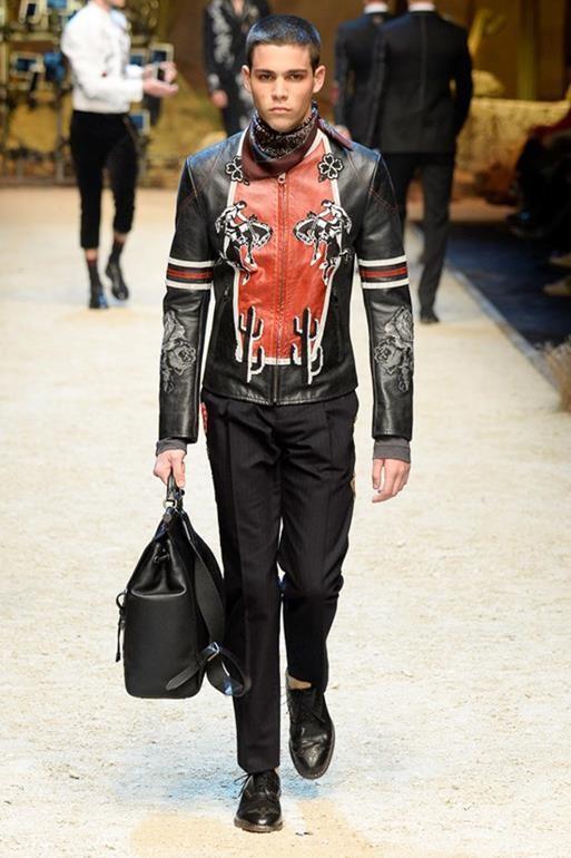 Dolce & Gabbana FW 16 Milan