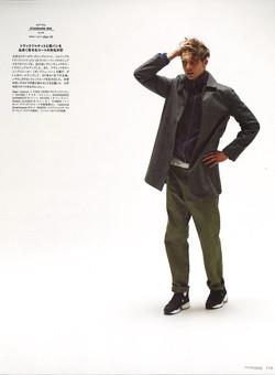 Bruce for FUDGE Magazine TOKYO (6)