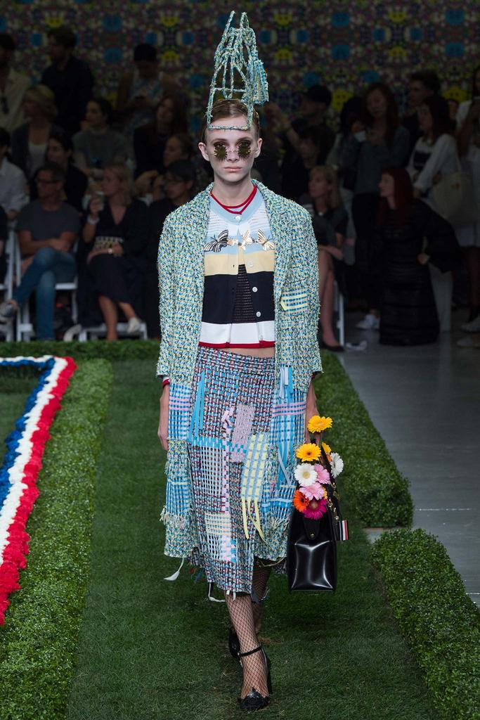 Thom Browne SS 15_nyc