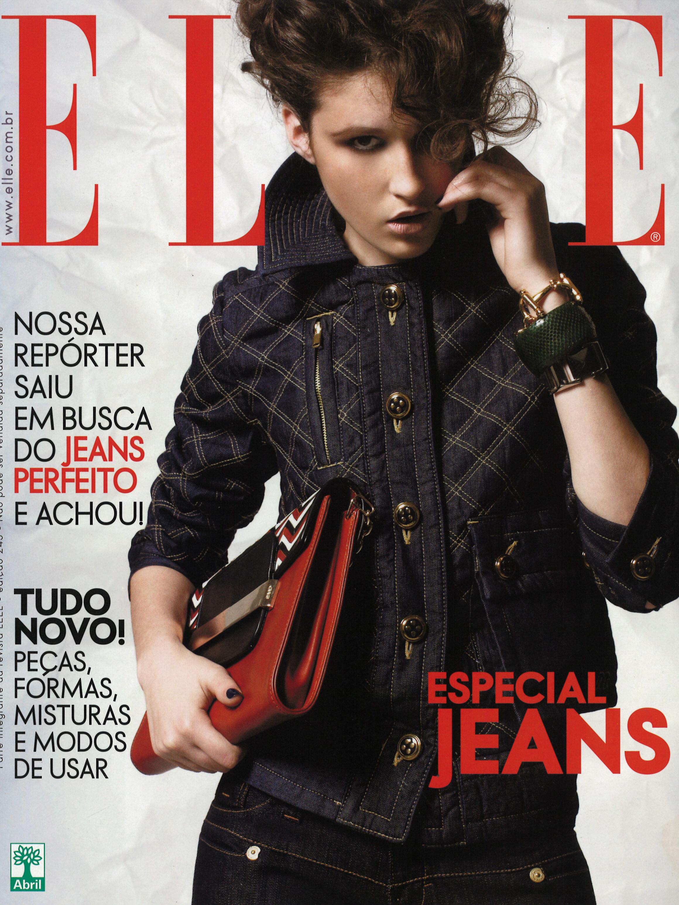 Elle Brasil - Especial Jeans