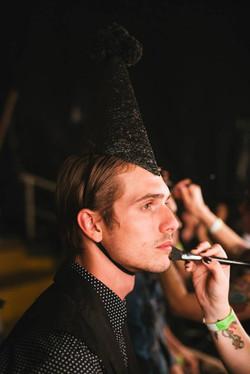Backstage Igor Dadona SS 16