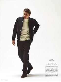 Bruce for FUDGE Magazine TOKYO (3)