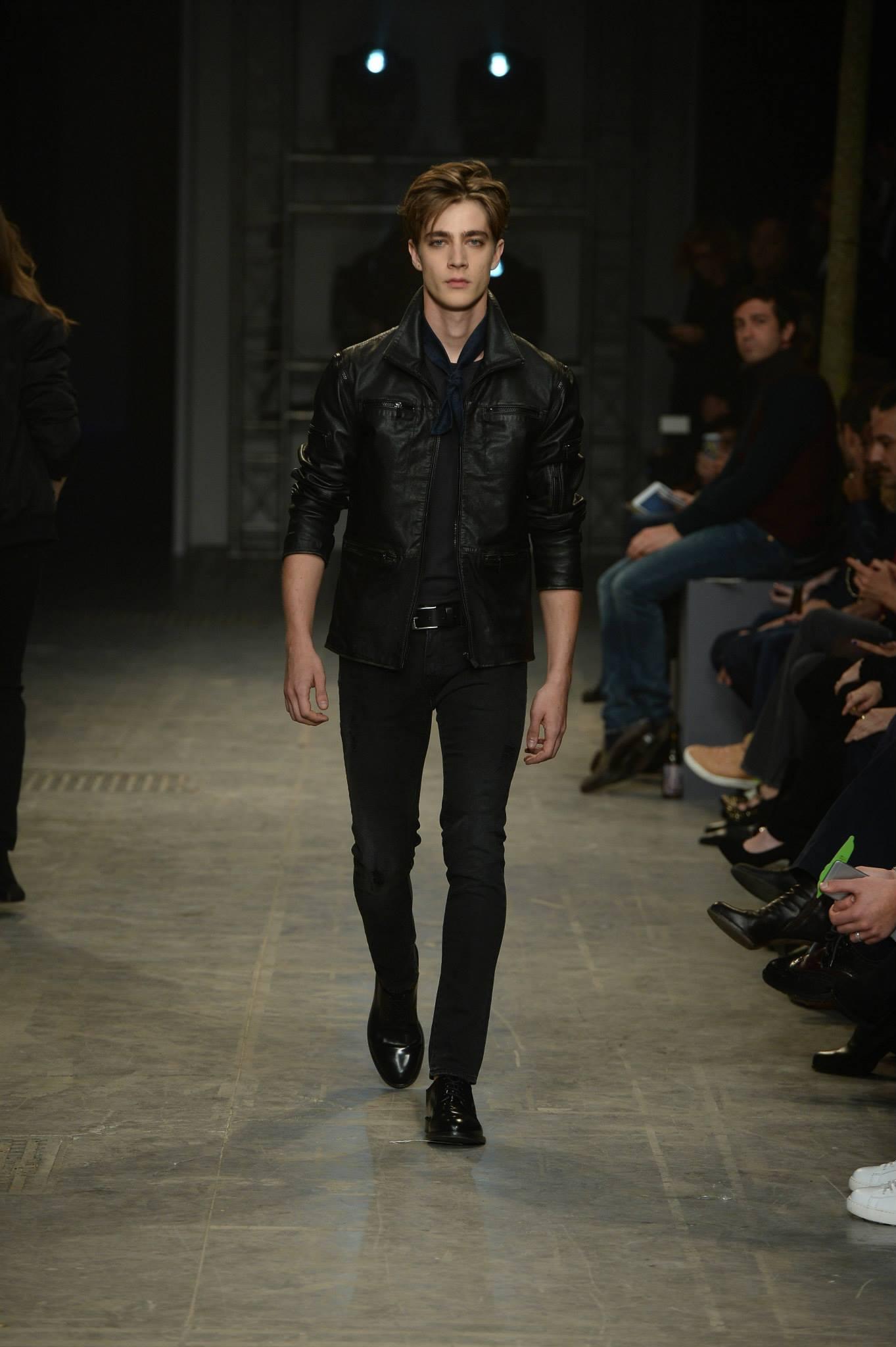 Trussardi Jeans FW 15.16 Milan