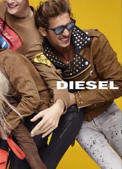 Diesel FW 2015 ph. Nick Knight