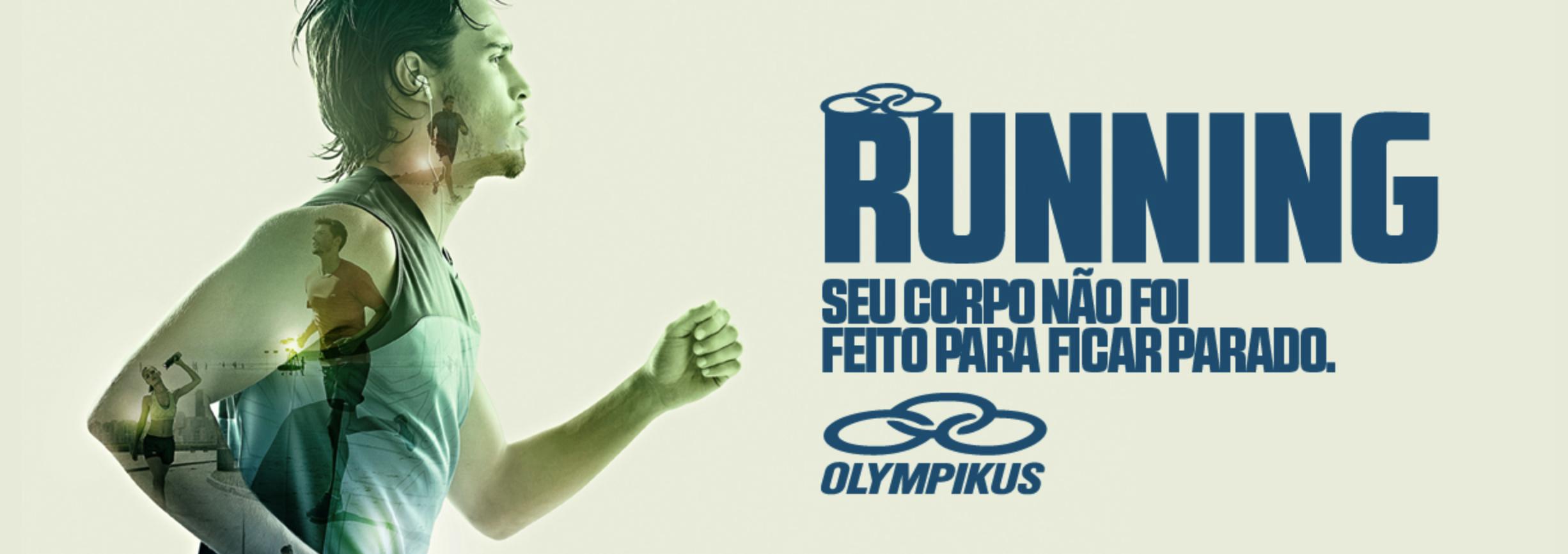 Olympikus Ads