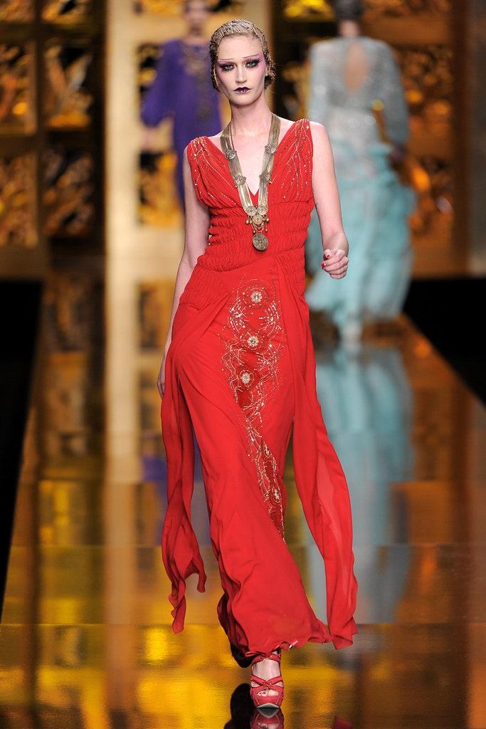 Dior FW09_PFW