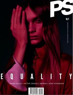 PS Magazine Cover - ph. Fabio Leidi
