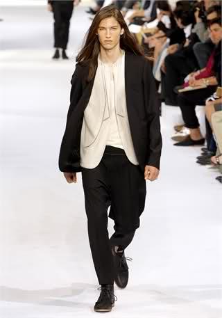 Dior Homme s/s 2010