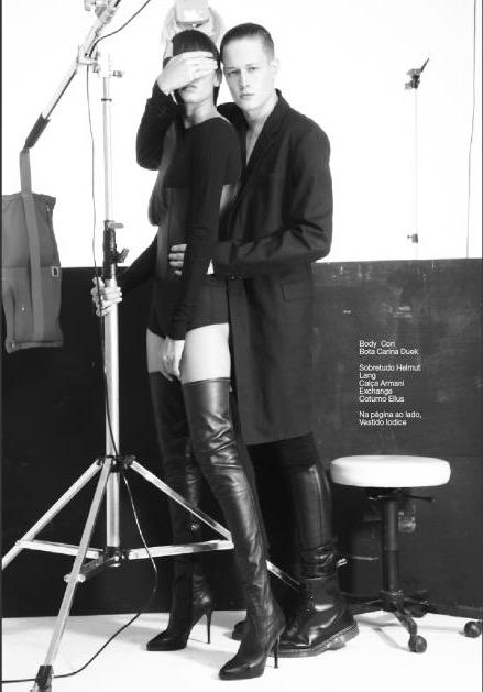 Oscar Fashion Magazine