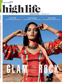 High Life Magazine Cover