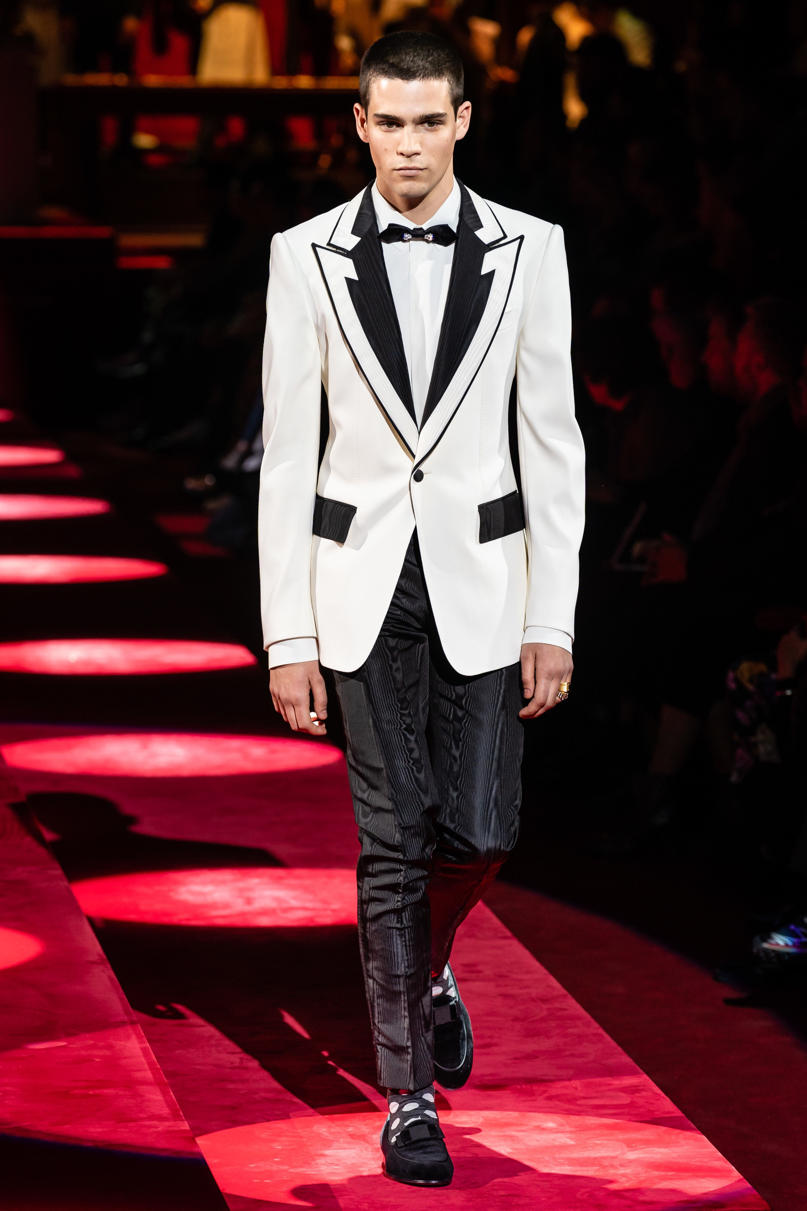 Dolce & Gabbana FW 19-20 Men´s MFW