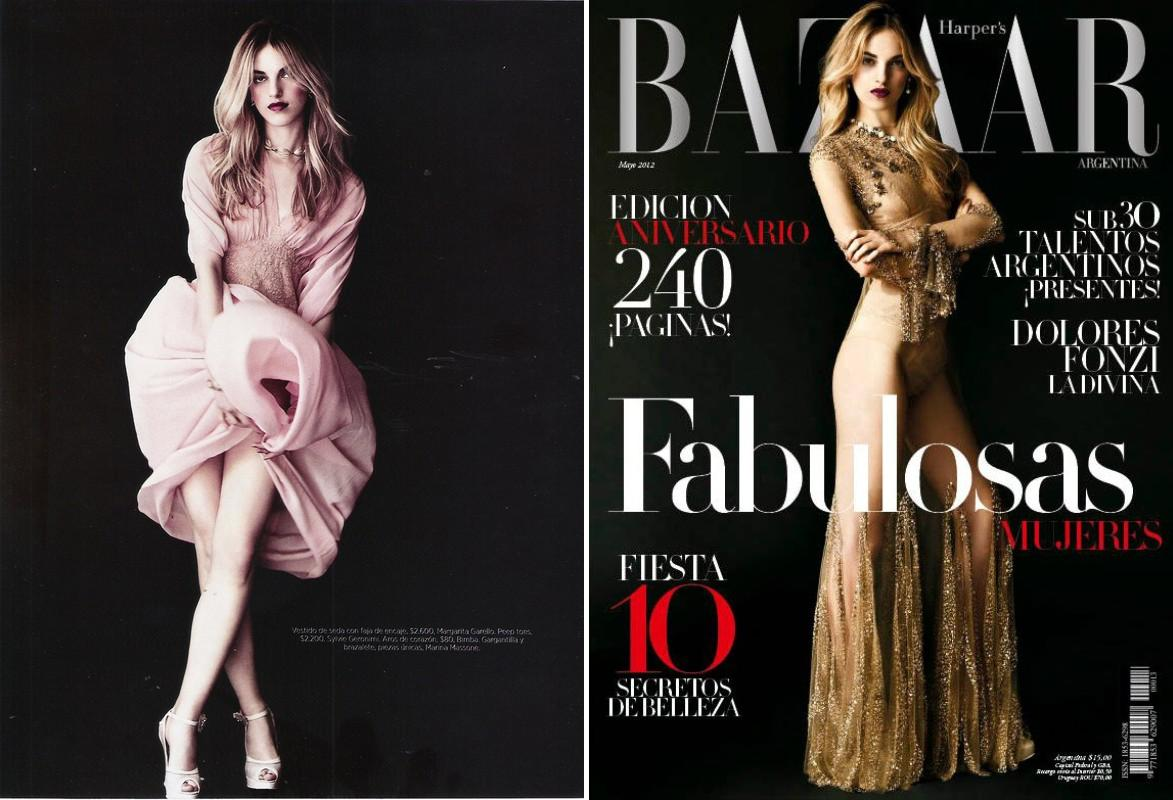 Harper´s Bazaar Argentina May11