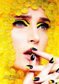 Glamour Magazine Spain